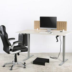 EDesk - Manual Height Adjustable Desk