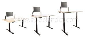 Edesk Height Adjustable Desk Mumbai