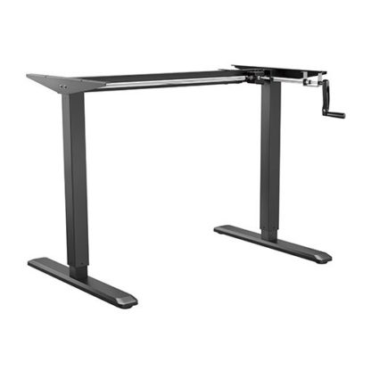 EDesk Manual Height Adjustable Desk