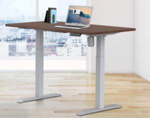 EDesk Single motor height adjustable desk (1)