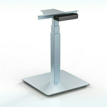 EDesk Single Leg Height Adjustable Desk (3)