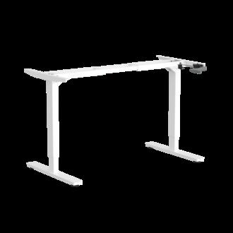 Manual Height Adjustable standing desk frame (1)