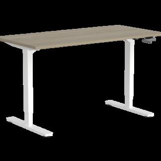 Manual Height Adjustable standing desk frame (2)
