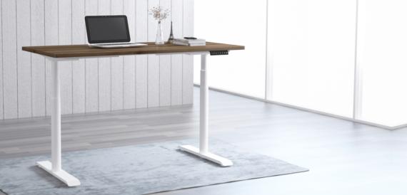 Ergologic Height Adjustable Desk Frames